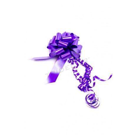 Tie for gift auto purple 25 units