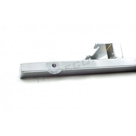006121 Soporte para estantes sistema de cremallera 30 cm. Tridecor