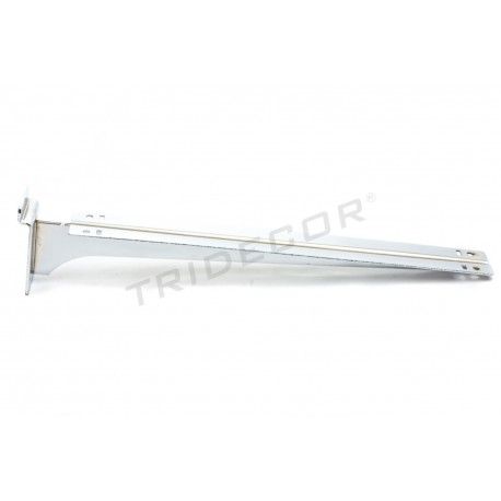 002300 shelf Support double for lama 40 cm Tridecor