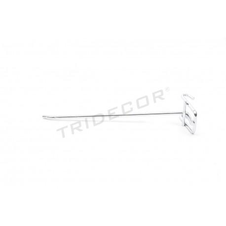 001029 Gancho colgador para malla 25 cm. Tridecor
