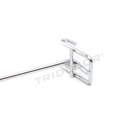 001030 Gancho colgador para malla 30 cm 6 mm. Tridecor