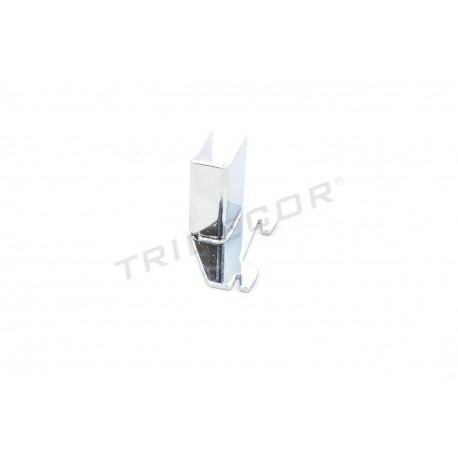 SUPPORT DE TUBE RECTANGULAIRE SIMPLE ZIP