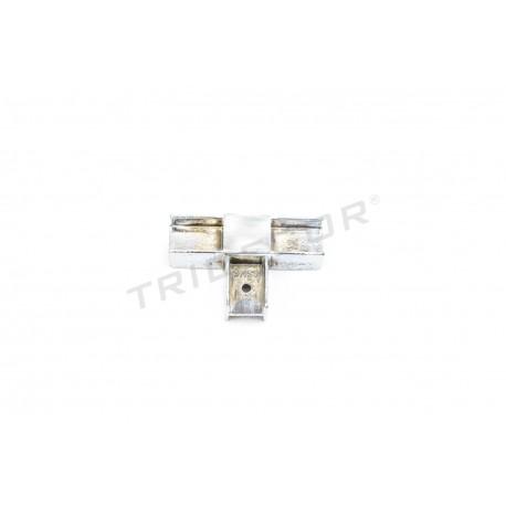 006083 Piezas de unión para tubos 3 salidas. Tridecor