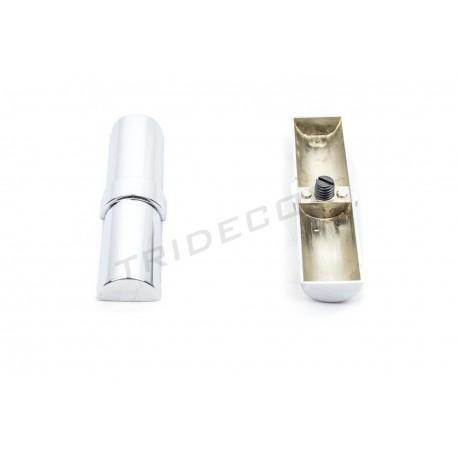 006041 Unión para 2 tubos de 25 mm. Tridecor