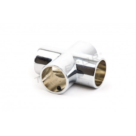 CONNECTOR TO TUBE 25MM T, 4 OUTPUTS