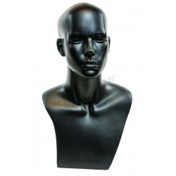 THE HEAD OF A MAN BLACK MATTE