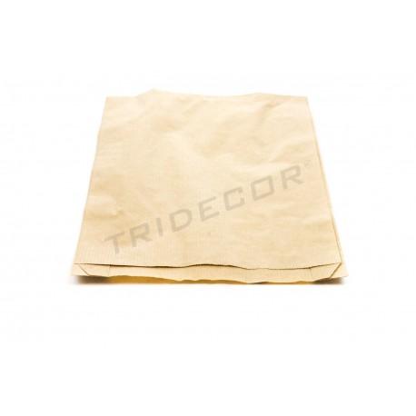 En paper kraft de l'havana, 18+4x29cm 100 unitats