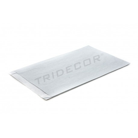 010748 paperean eta zelulosa-zilarrezko 18+4x30cm 50 unitate. Tridecor