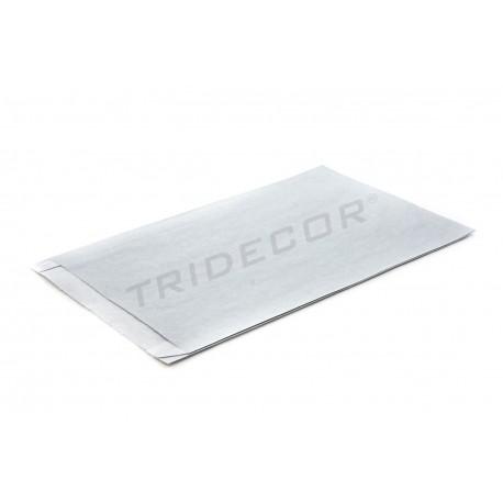 Sobre el paper i la cel·lulosa-plata 18+4x29cm 50 unitats