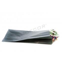 Sobre de papel kraft color azul oscuro 36X21.5+6.5cm 100 unidades