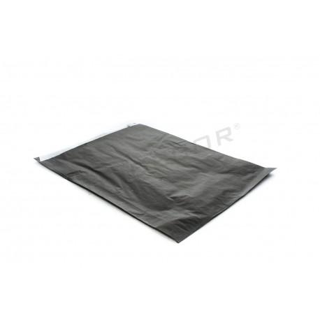 Paper-orea beltza, 26x35+4.5 cm 100 pcs. tridecor