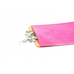 On kraft paper pink 14x20cm 50 units