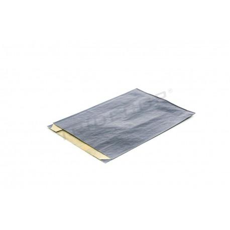 En papel kraft azul mariño 14x20+5 cm 50 unidades