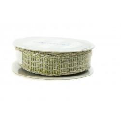 带纱米黄色和绿色的30多边贸易体系