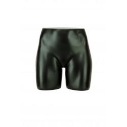 Expositor inferior de color negro para ropa interior femenina
