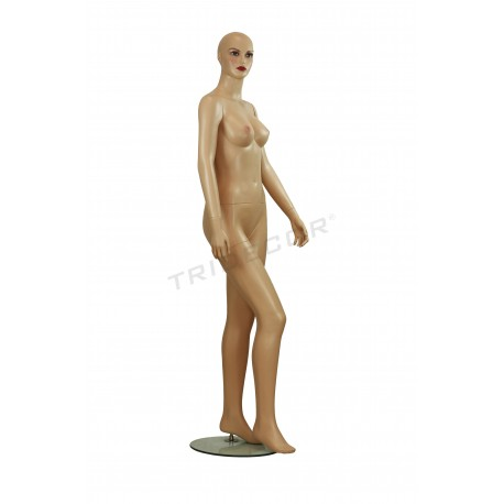 Maniqui woman meat without hair, tridecor
