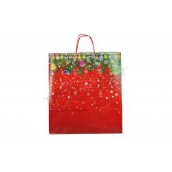 纸袋圣诞图案32X13X41厘米的25个单位