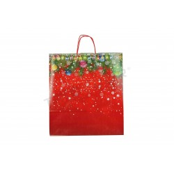 BAG PAPER CHRISTMAS MOTIFS 32X13X41 CM 25 UNITS
