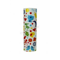 Paper gift stamping various colors 31cm