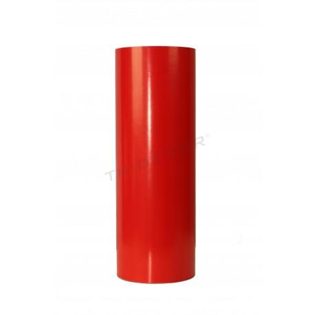 Papel de presente vermelho