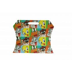 Cardboard gift Looney Tunes 10 units