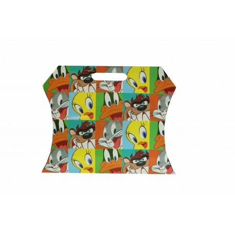Sobre de cartón para regalos Looney Tunes 10 unidades