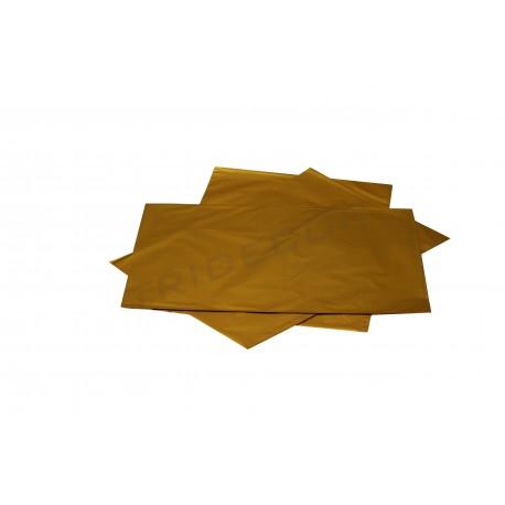 En plàstic or metàl·lic 50x35cm 50 unitats