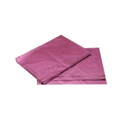 About plastic pink metallic 60x40cm 50 units