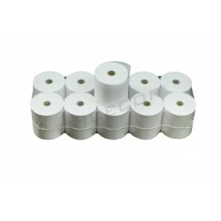 Thermal paper 70x65x12 mm, 10 rolls per pack, tridecor