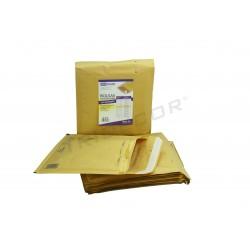 O estofamento fecho adesivo 265mmx220mm