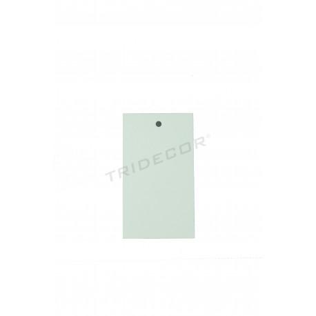 014259 Etiquetas perforadas blancas 500 unidades