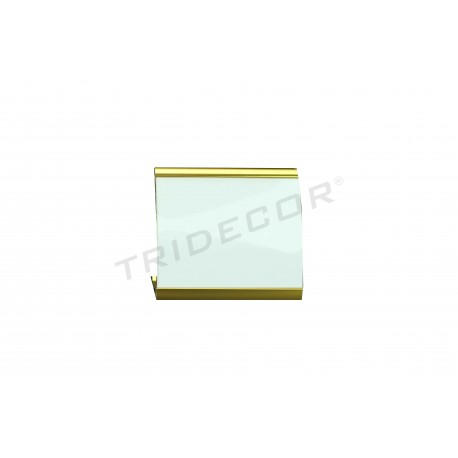 BRAND PRICES GOLD CURVED 10 UNITS