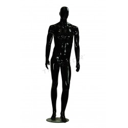 MANNEQUIN MAN GLOSS BLACK WITH FACTIONS