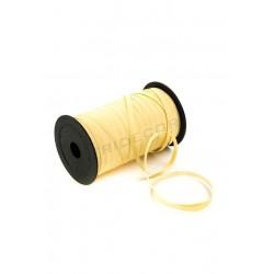 Cinta regalos beige, 100 metros, TRIDECOR
