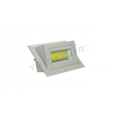FOCO EMPOTRABLE LED ORIENTABLE 35W 3000K IP20