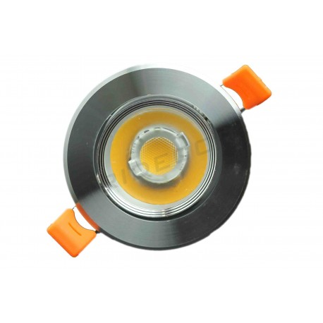 EMPOTRABLE LED 7W 3000K IP20