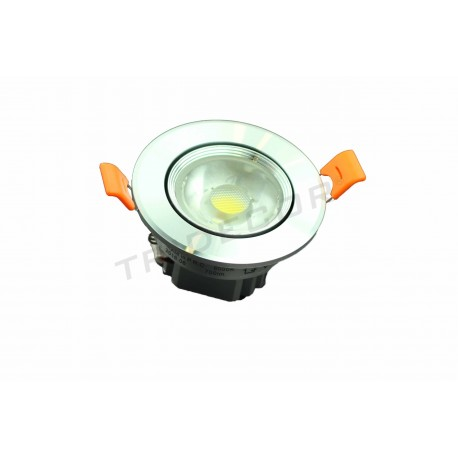 EMPOTRABLE LED 7W 6000K IP20