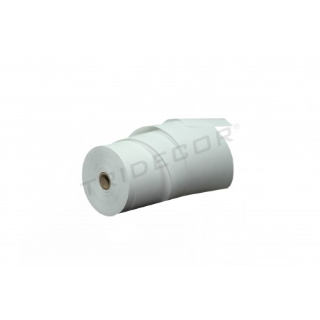 Papier thermique 57x55mm 8 rouleaux, tridecor