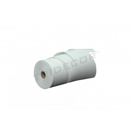 Thermal paper 57x55mm 8 rolls, tridecor