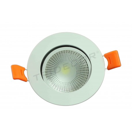 EMPOTRABLE LED ORIENTABLE 5W 6000K IP20