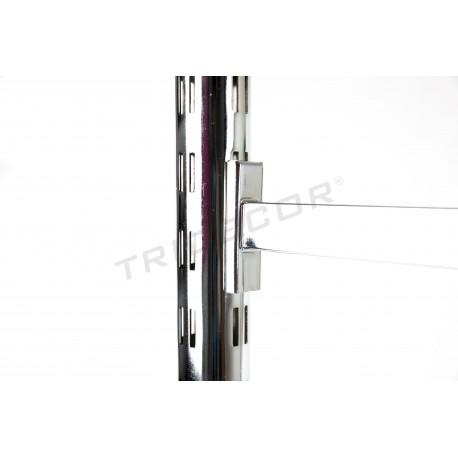 006001 Sistema cremallera para tiendas 240 cm. Tridecor