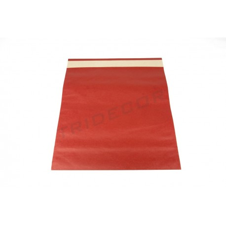Paper gainean, red fort 48x46+15 cm 50 unitate