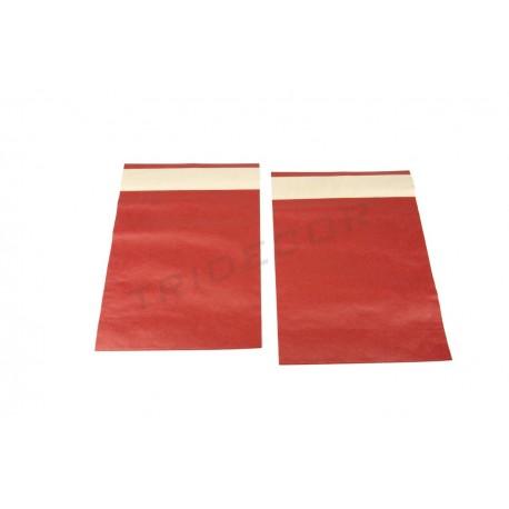 Su carta forte rosso 30x25cm 50 unità