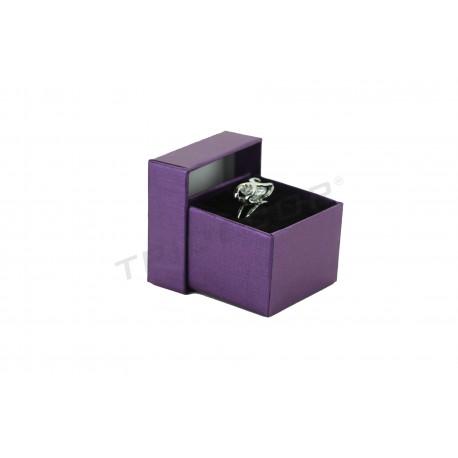 Box for jewelry 5x5x3.5cm 24 units
