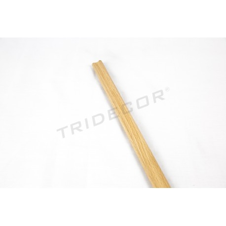Mediacaña mdf per tauler de fulla 240 cm, tridecor
