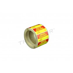 LABEL DISCOUNTED PRICE 48X24MM 500 PCS