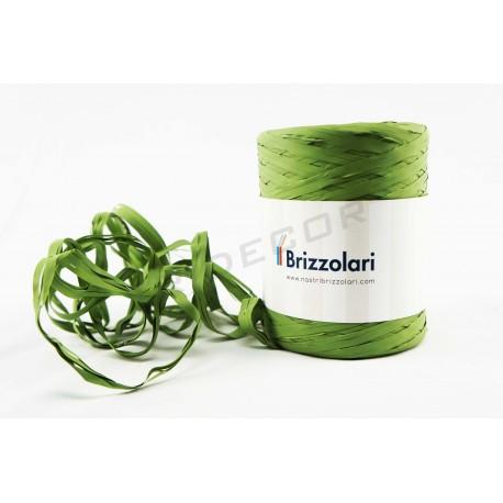带纤维合成的绿色200米