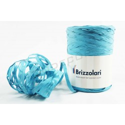 TAPE RAFFIA SYNTHETIC LIGHT BLUE 200 MTS