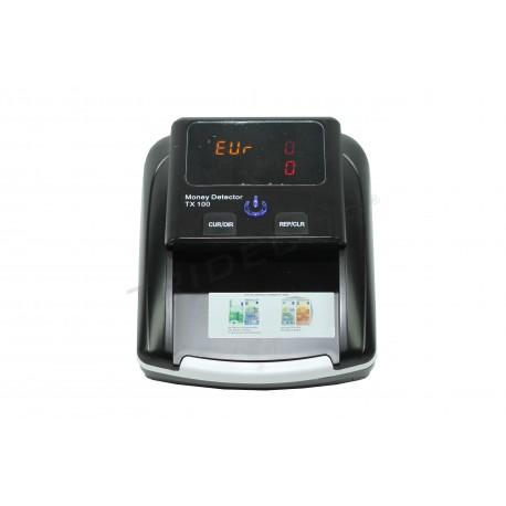 Detector de billetes, tridecor