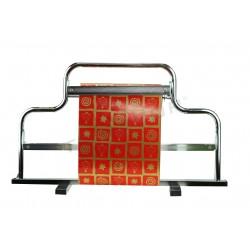 038106 Portarollos di carta regalo orizzontale. Tridecor
